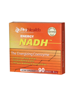Energy NADH 5mg, 90 tabletten