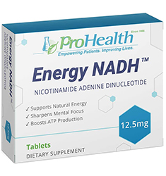 Energy NADH 12,5 mg - 30 tabl.