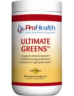 ACTIE - Ultimate Greens 300 gram
