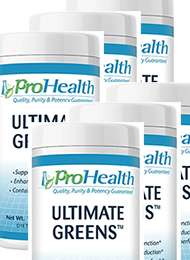 Ultimate Greens 300 gram (5 Potten + 1 Gratis = 6 voor € 19,99 p.st.)